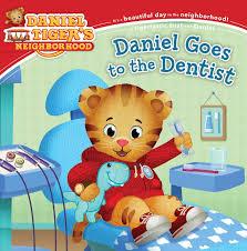 Daniel Goes to the Dentist (Daniel Tiger's Neighborhood): Cassel Schwartz,  Alexandra, Fruchter, Jason: 9781534449091: Amazon.com: Books